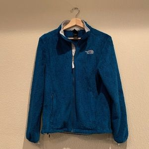 The North Face Osito Fleece Jacket in Blue